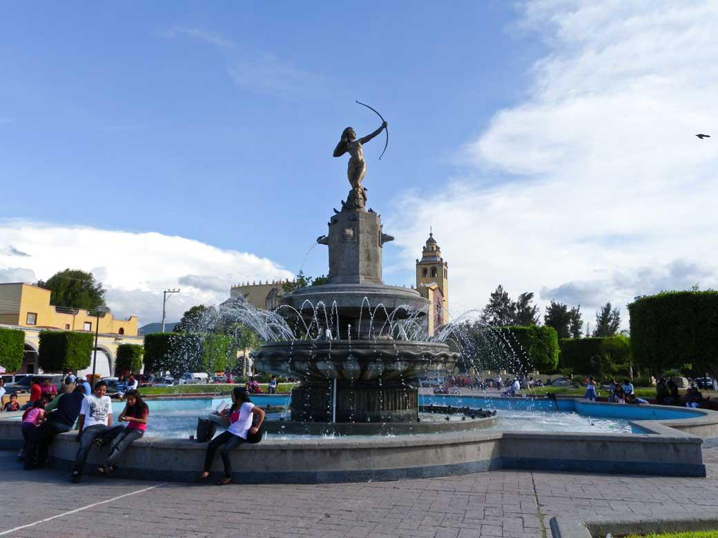 Mexico - Fountain Diana