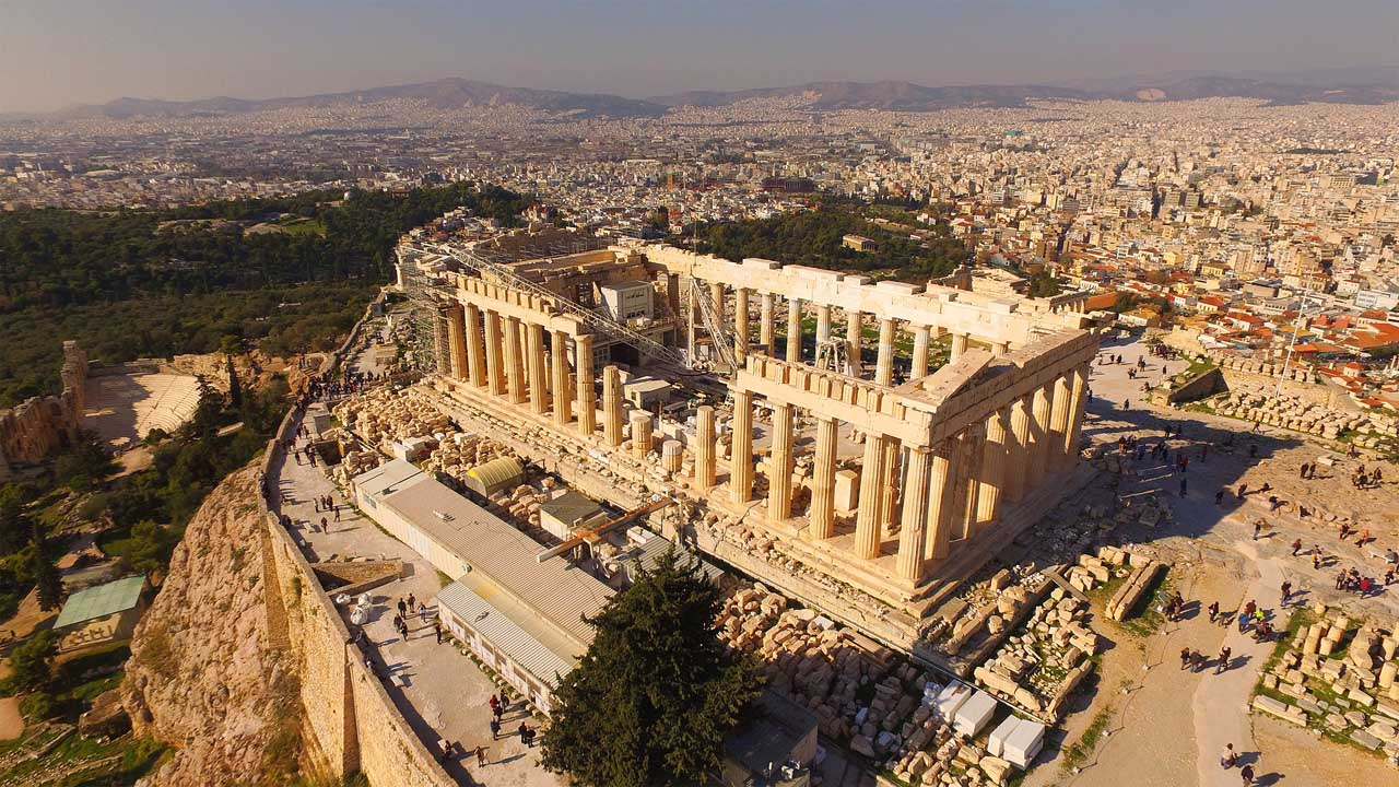 Acropolis Small Guided  Tour