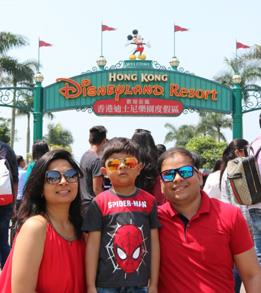 Hong Kong Macau Chimelong Shenzhen Tour