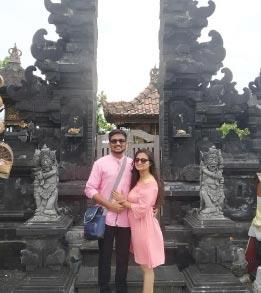 Honeymoon Trip in Bali