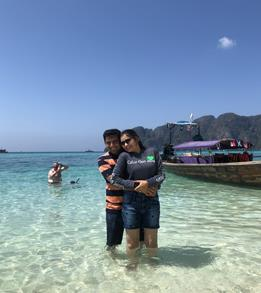 We Enjoyed Our Honeymoon Without Any Tension!