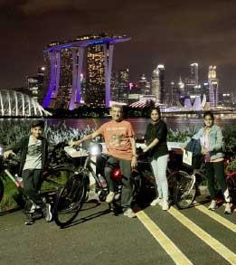Singapore Malaysia Tour-21st Dec to 31st Dec