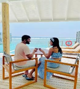 My wife and I had a wonderful time at Olhuveli Resort, Maldives
